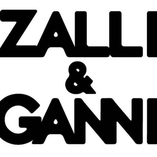 ZALLI&GANNI ロゴ